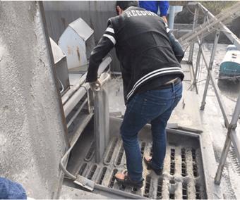 淮北宏景公路公司采购除尘布袋