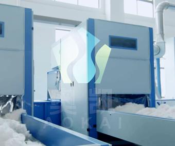 纤维-奥凯生产设备