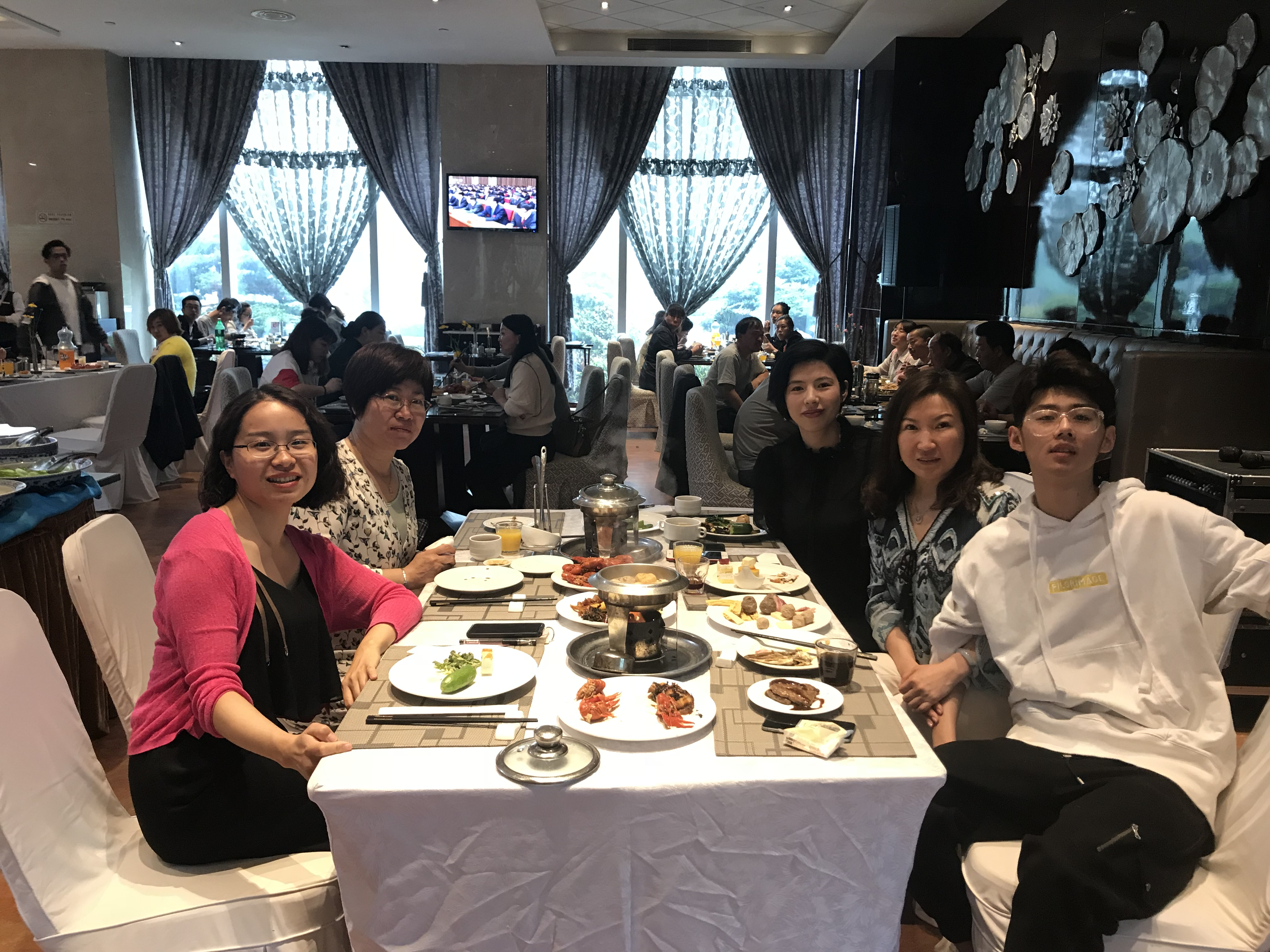 2018年5月20日相约金悦国际大酒店