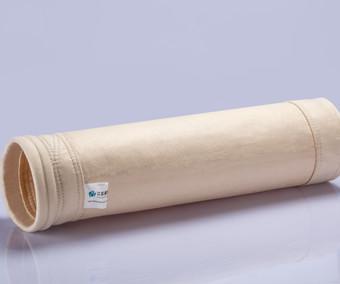 PPS拒水防油针刺毡除尘滤袋